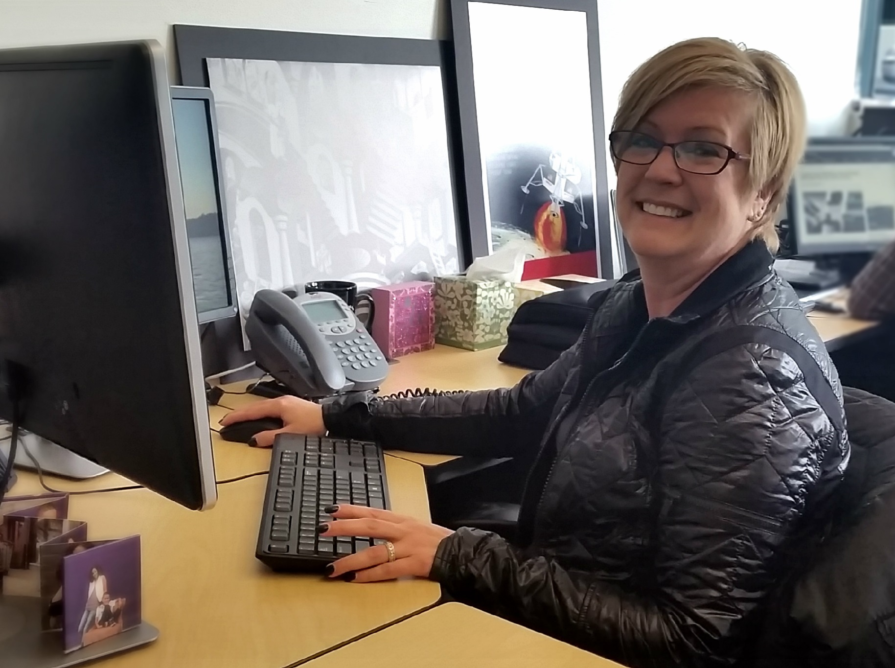 Meet Judi Baker – our Service Desk Manager